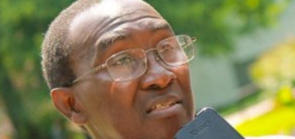 Omar Joof, former student leader / Yusupha Cham, Jollof News