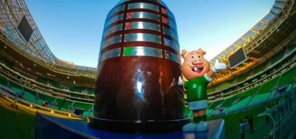 O jogo Palmeiras x River Plate decide o futuro do Verdão na Libertadores
