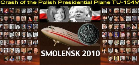 Polacy domagają się wyjaśnienia katastrofy (gazetawarszawska.com scrn)