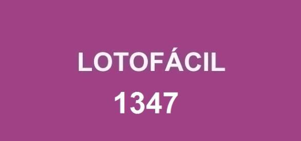 Resultado da Loto 1347, dia 11.