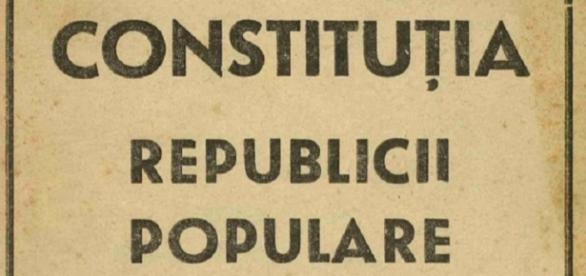 Constituția Republicii Populare Române