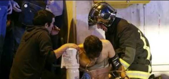 Denevi huyó de Parías semanas después de los atentados del 13N / Wikipedia