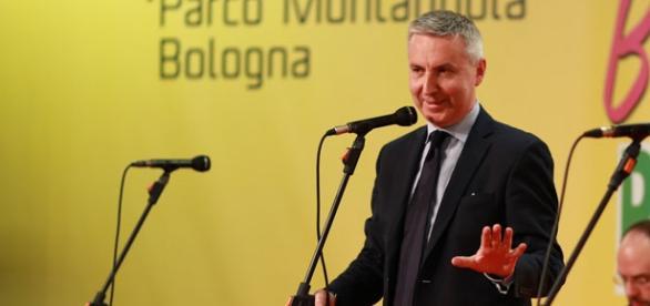 Il vicesegretario del PD, Lorenzo Guerini