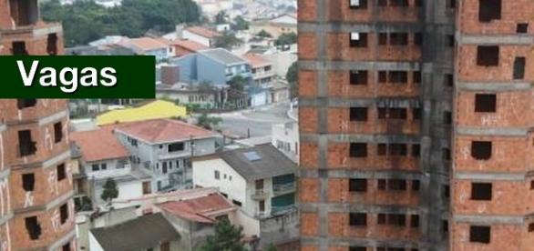 Obra em São Bernardo abre oportunidades de emprego