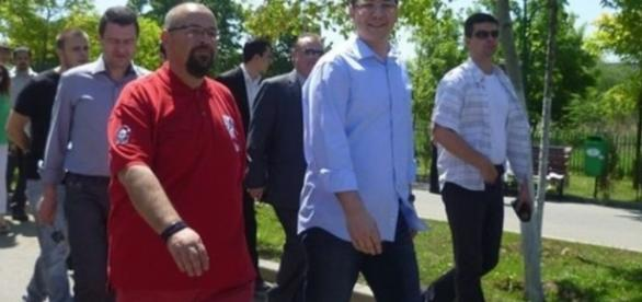 Ponta îl susține pe Piedone împotriva PSD