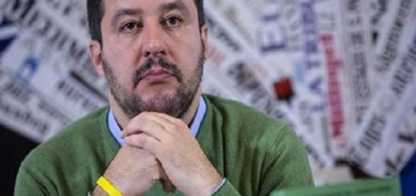 Salvinata: Uscita tipica del polito Matteo Salvini