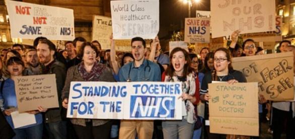 Sistemul medical britanic aflat in derivă