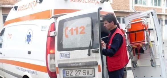 Un profesor a murit la Buzău în fața elevilor