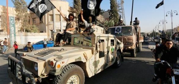 Una nueva amenaza del grupo terrorista