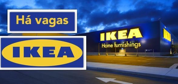 Vagas Ikea. Foto: Reprodução Hotcountry1035.