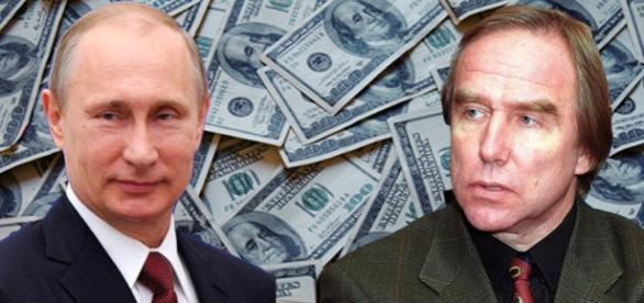 """Vladimir Putin nu pare afectat deloc în scandalul """"Panama Papers"""""""