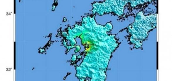 El terremoto produjo 14 réplicas hasta el momento