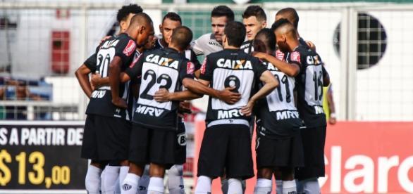 Jogadores do Atlético-MG tiveram reunião com presidente durante a semana