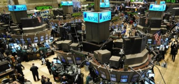 New York Stock Exchange - Wall Street