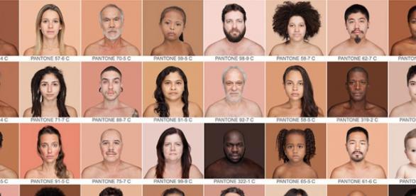 Angélica Dass já fotografou mais de 3 mil pessoas desde 2012.