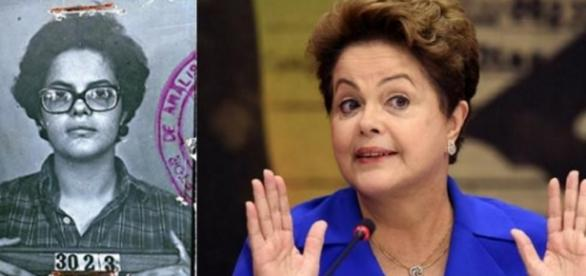 Dilma Rousseff já foi presa no passado