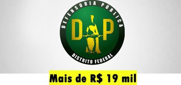 DP-DF oferece salários acima de R$ 19 mil
