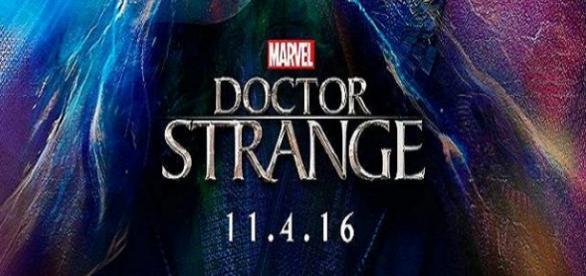 Estrenan nuevo banner oficial de 'Doctor Strange' con Benedict Cumberbatch a la cabeza