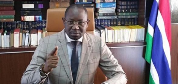 GMC Leader Mai Ahmad Fatty / Mai Fatty, Gambia Moral Congress