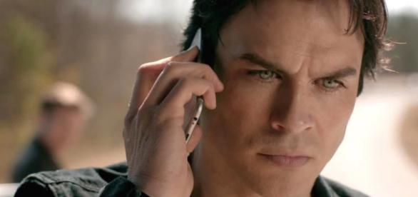 The Vampire Diaries 7x18: Damon Salvatore
