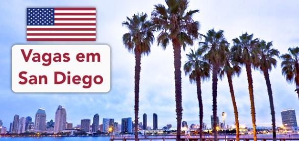 Vagas em San Diego nos EUA. Foto: Reprodução Ci.