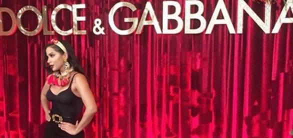Anitta agita festa de aniversário com famosas