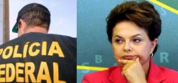 Dilma pode ser investigada pela Polícia Federal