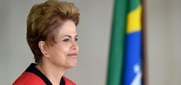 Dilma Roussef, Presidenta da Republica.