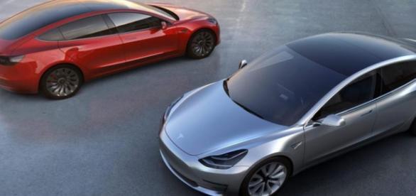 Fot Tesla Motors para fines ilustrativos