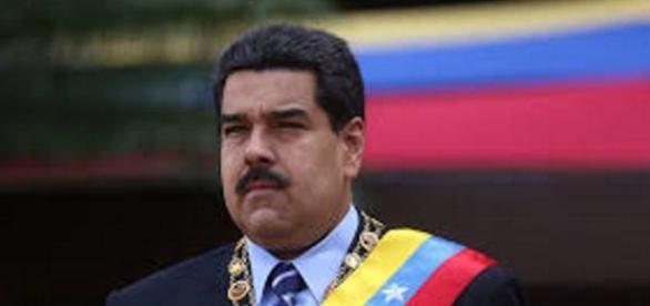Prezydent Nicolas Maduro - Wenezuela