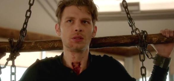 The Vampire Diaries 3x18: Klaus Mikaelson