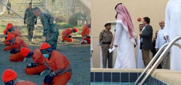Din iadul de la Guantanamo în raiul închisorilor din Arabia Saudită