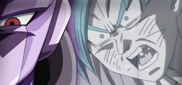 Dragon Ball Super - Hit Mata A Goku