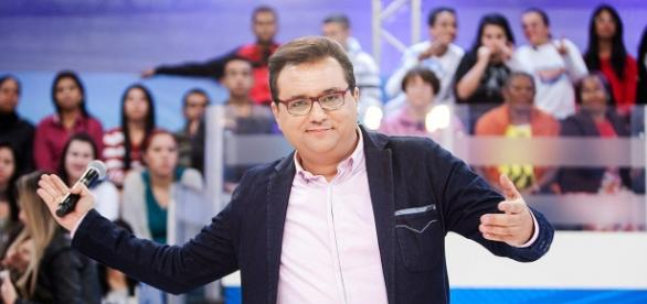 Geraldo Luis no Domingo Show da Record
