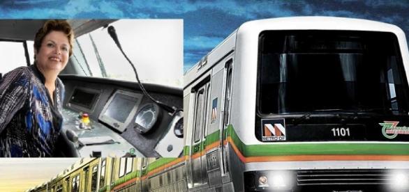 Metro cancela viagens no domingo de protesto