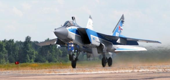 Programa russo prevê modernização de 60 MiG-31s até 2020