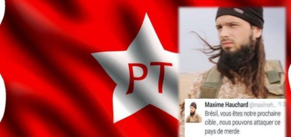 Segundo deputado, ameaças seriam falsas e criadas pelo governo petista