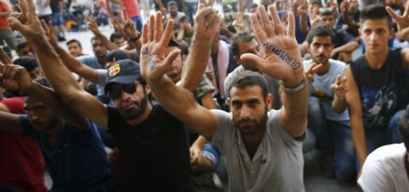 Austria vrea vize de tranzit pentru imigranți