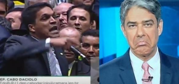 Deputado profetiza queda da Globo