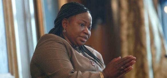 Gambian born ICC Chief Prosecutor Fatou Bensouda, Fatou Bensouda / Hiroko Masuike, The New York Times