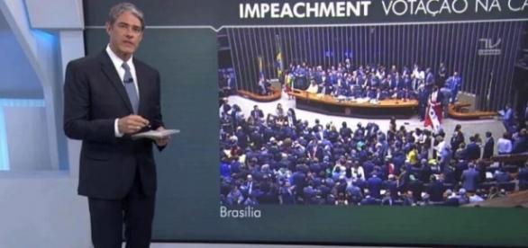 Impeachment é assunto mais visto no país
