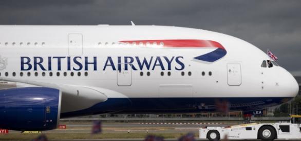 Los pasajeros del avión aterrizaron sin problema alguno.