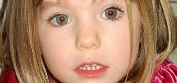 Pequena Maddie McCann desapareceu em maio de 2007