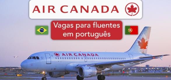 Vagas abertas na Air Canada - Foto: Reprodução Airbus