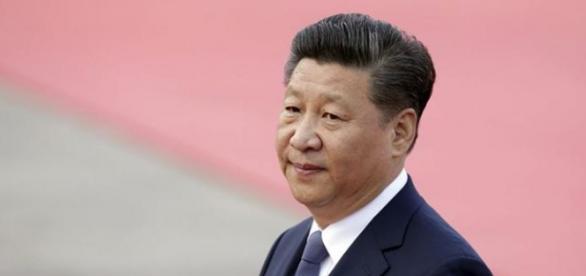 Xi Jinping, o actual presidente do Partido Comunista da China