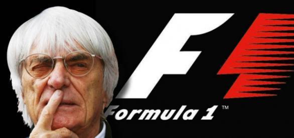 Bernie Ecclestone, máxima autoridad de la Fórmula 1