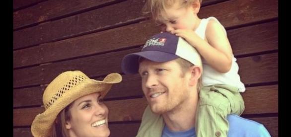 Daniela Ruah e David Paul Olsen vão aumentar a família
