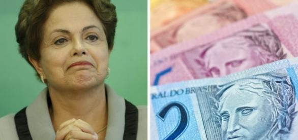 Dilma é acusada de comprar deputados