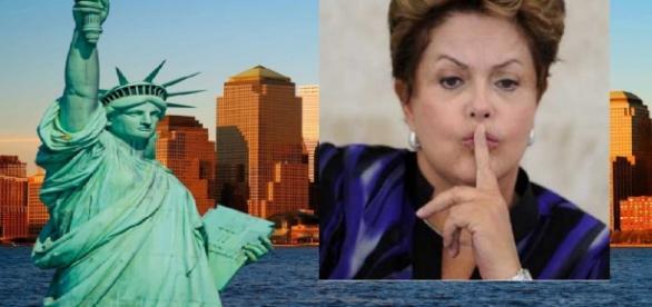 Dilma estaria planejando viagem aos Estados Unidos