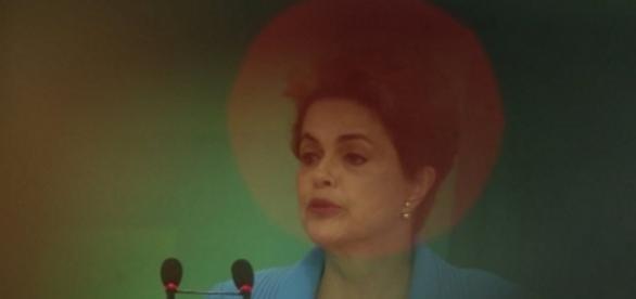 Dilma Rousseff faz discurso um dia após impeachment